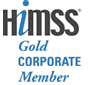 HIMSS Gold Corporate Member